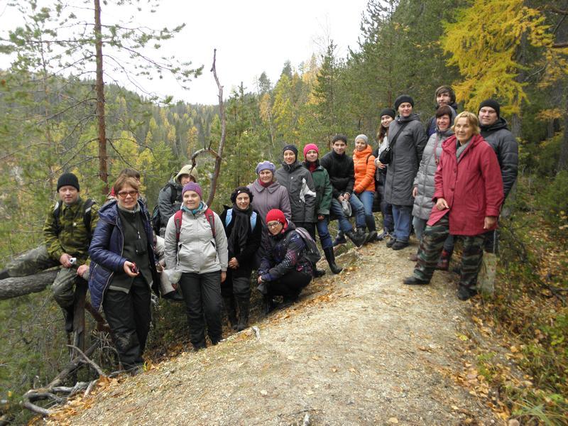 Экскурсия  в Пинежском заповеднике