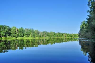 Озеро Черное. Фото Н. Н. Ходырева
