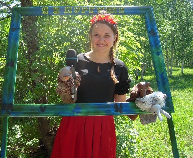 Корреспондент взяла эксклюзивное интервью из заповедника. Фото Е.М. Тарасовой