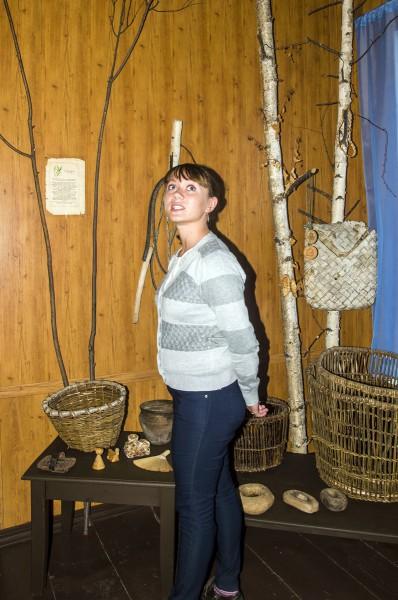 Экскурсия в музей заповедника Нургуш Фото Рыловой Т. Ю.