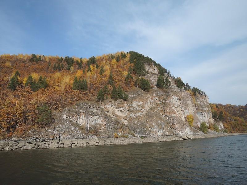 Река Белая на территории НП Башкирия. Фото Тарасовой Е. М.