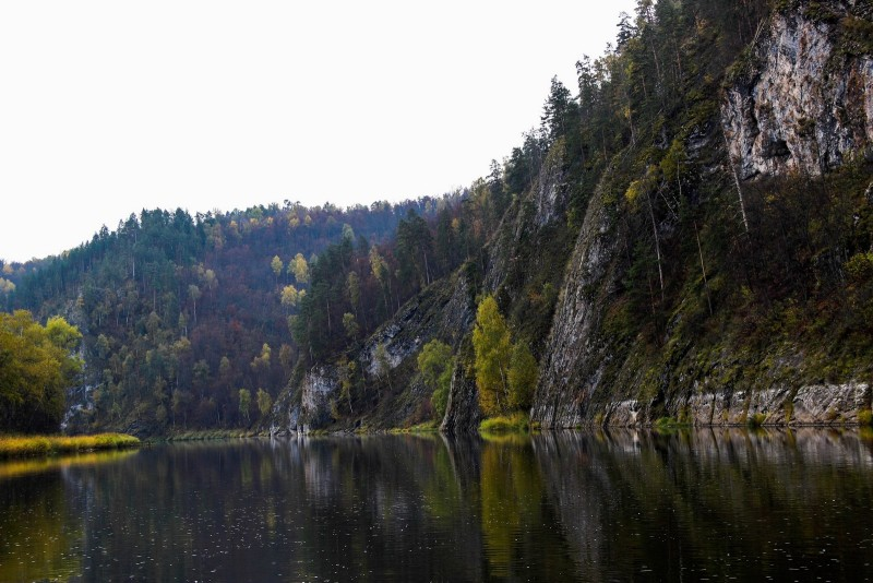 Сплав по реке Белой. Фото Е.В. Князевой
