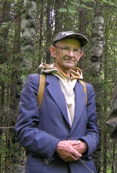Г.И. Юферев. Фото Л.Г. Целищевой