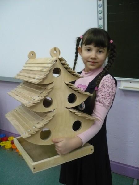 2 место -Дружкова Настя, г. Котельнич