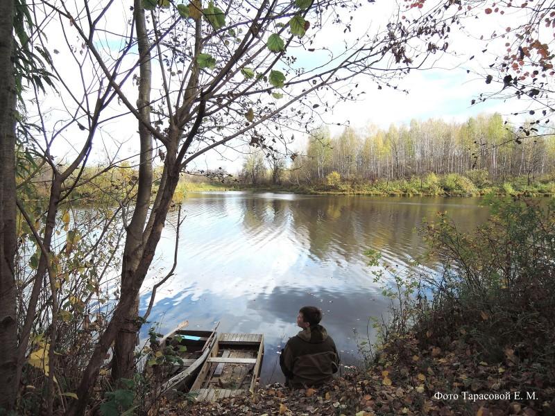 Озеро Старица. Фото Е. М. Тарасовой