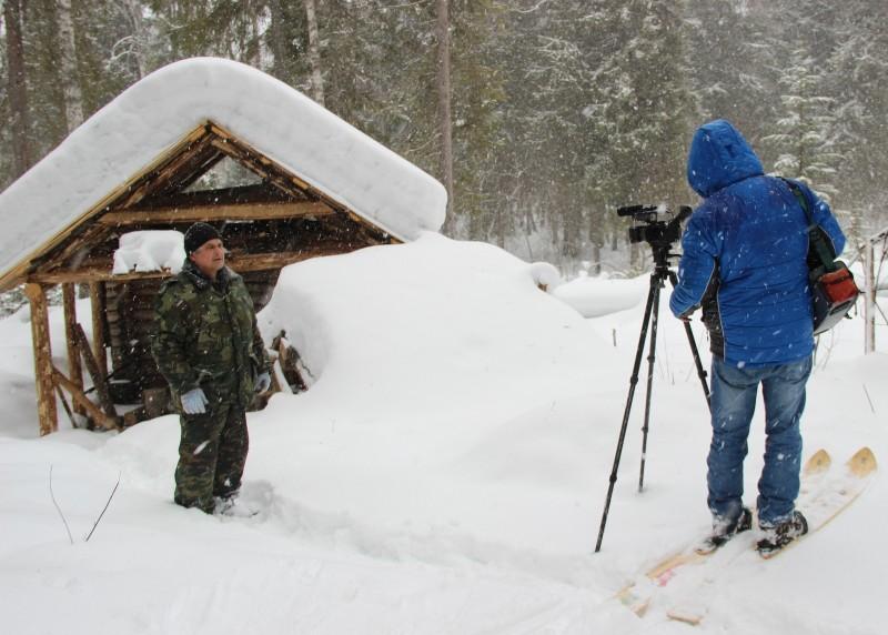 Интервью с государственным инспектором. Фото Е. В. Князевой