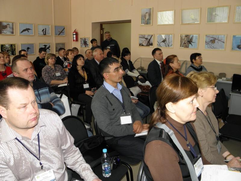 На заседании ассоциации. Фото Е. П. Лачоха