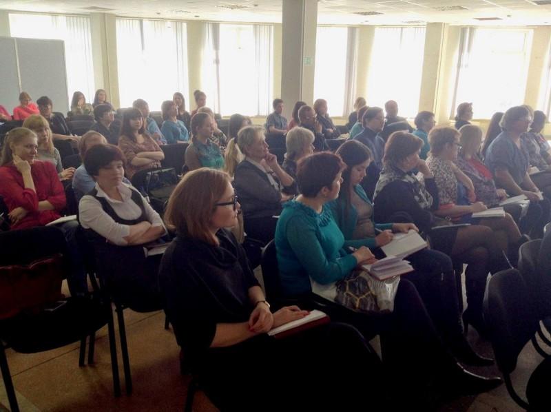Участники семинара. Фото с сайта Центра развития туризма Кировской области