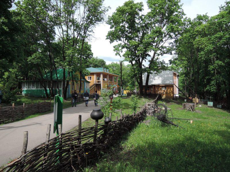 Музейный комплекс НП Хвалынский. Фото Е. М. Тараовой