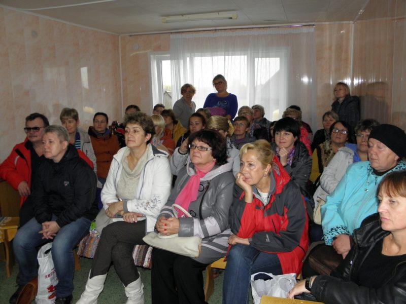 Презентация эколого-просветительской деятельности заповедника. Фото Л. Г. Целищевой