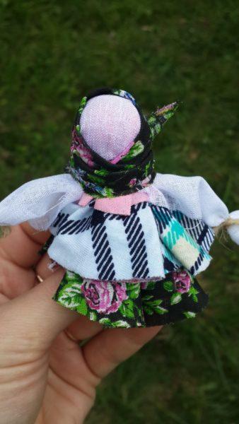 Кукла-мотанка. Фото Т. А. Созиной