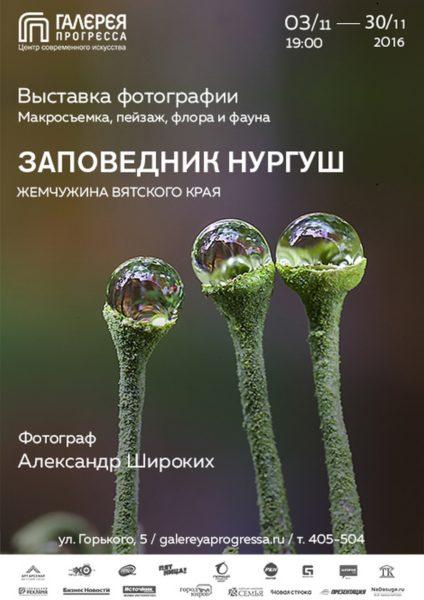 Выставка фотографий Жемчужина Вятского края
