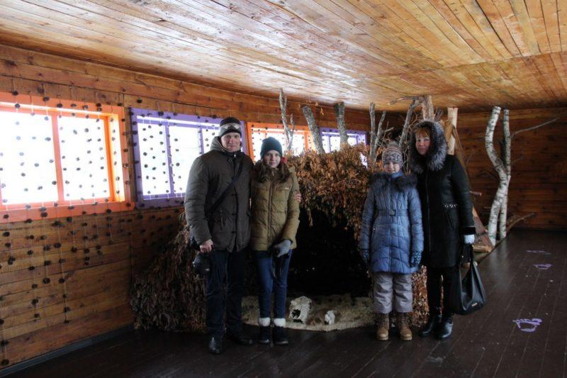 Семья Тарабукиных. Фото Е.В. Князевой