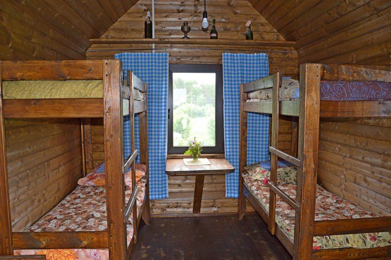 Уютный домик рыбака. Фото Е.П. Лачоха