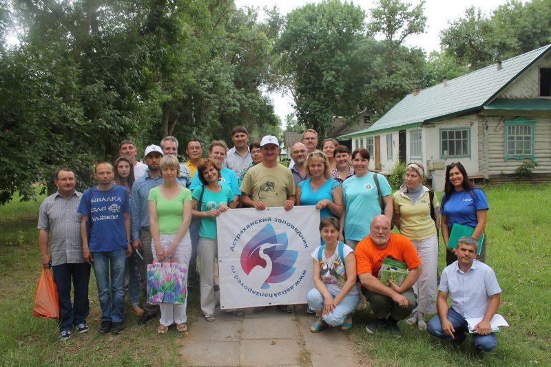 Участники семинара. Фото М.М. Вильдановой