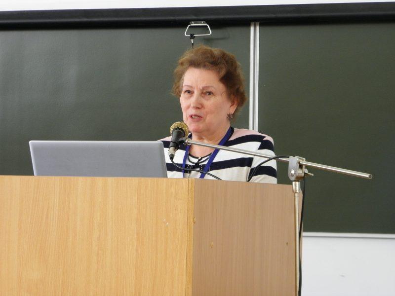 Кондакова Л.В. Фото Л. Г. Целищевой