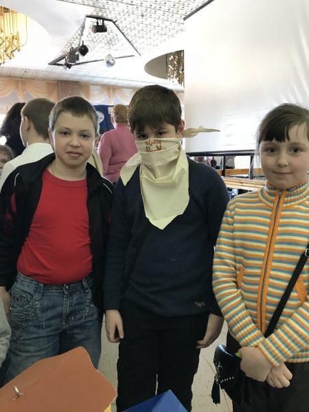 Участники праздника. Фото И.С. Пенкиной