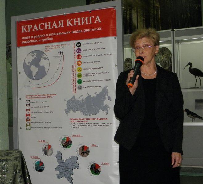 Е. М. Тарасова. Фото Л. Г. Целищевой