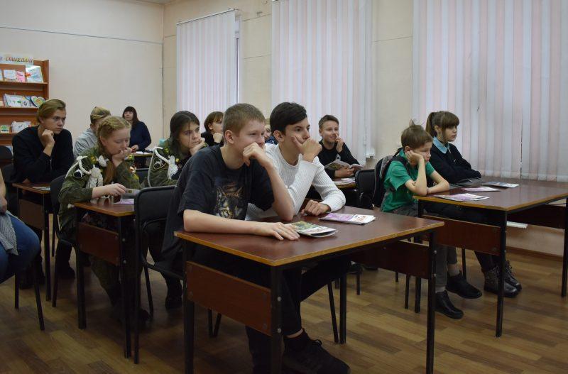Увлеченные ученики. Фото Анастасии Семёновой